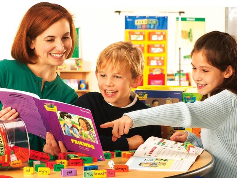 Какими должны быть уроки английского для детей?