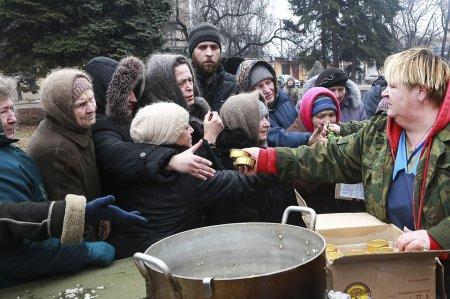 ООН прекратит поставку продуктов в Донбасс