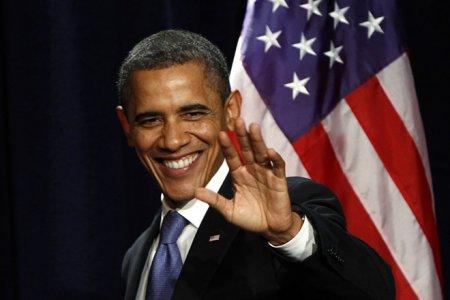Большинство американцев назвали Обаму лучшим президентом в их жизни