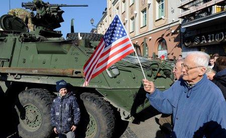 Греция пригласила к себе американских военных на фоне ссоры с Россией