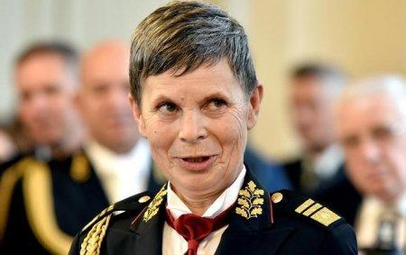 Армию страны-члена НАТО впервые возглавила женщина